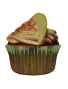 Cupcake Cinnamon'n'Apple